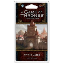 Fantasy Flight A Game of Thrones - The Card Game (Second Edition) - At the Gates