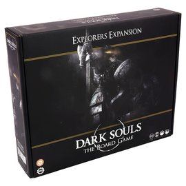 Steamforged Games Dark Souls: The Board Game - Explorers Expansion
