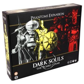 Steamforged Games Dark Souls: The Board Game - Phantoms Expansion