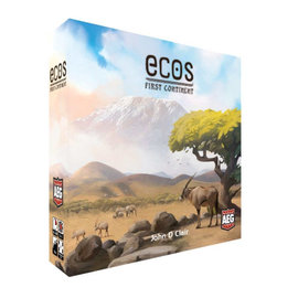 Alderac Entertainment Group Ecos the First Continent
