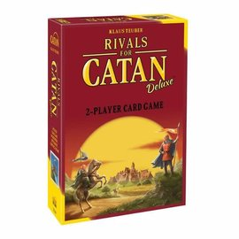 Asmodee Catan: Rivals for Catan Deluxe Edition