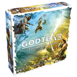 Steamforged Games GodTear - The Borderlands Starter Set