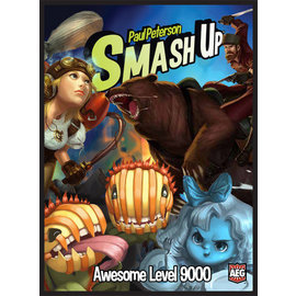 Alderac Entertainment Group Smash Up: Awesome Level 9000