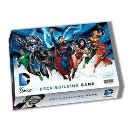Cryptozoic DC Comics Deck-Building Game