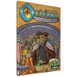 Tasty Minstrel Games Orleans: Trade & Intrigue