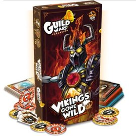 Lucky Duck Games Vikings Gone Wild: The Board Game Guild Wars Expansion