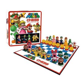 USAopoly Chess: Super Mario Brothers