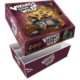 Lucky Duck Games Vikings Gone Wild: Large Box