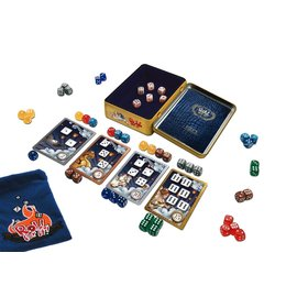 Calliope Games Roll For It! - Deluxe Tin Edition