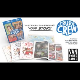 Van Ryder Games Graphic Novel Adventures: The Crusoe Crew