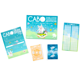 Bezier Games Cabo: The Elusive Unicorn Card Game Deluxe Edition