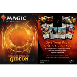 Wizards of the Coast Signature Spellbook Gideon