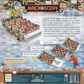 Mayday Games Macroscope