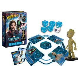 USAopoly Battle Yahtzee: Guardians of the Galaxy Vol. 2