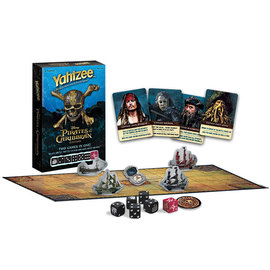 USAopoly Battle Yahtzee: Pirates of the Caribbean