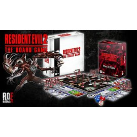 Steamforged Games Resident Evil 2 The Board Game