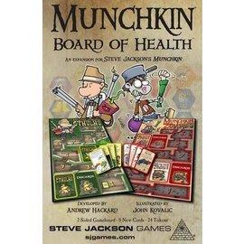 Steve Jackson Games Munchkin Board of Health