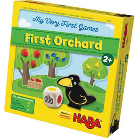 HABA My Very First Games: My First Orchard