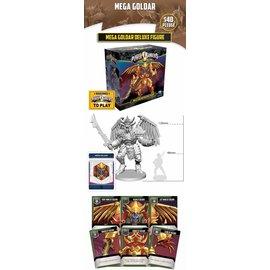 Renegade Power Rangers: Heroes of the Grid Mega Goldar