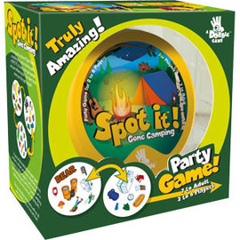 Asmodee Spot It!: Gone Camping