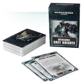Games Workshop Warhammer 40k: Datacards: Grey Knights (8th)