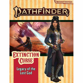 Paizo Pathfinder - Second Edition Adventure Path: Extinction Curse Part 2 - Legacy of the Lost God