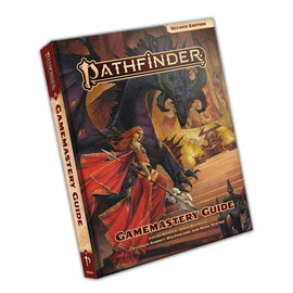 Paizo Pathfinder Roleplaying Game Second Edition: Gamemastery Guide