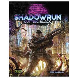 Catalyst Shadowrun: 6th Edition Cutting Black