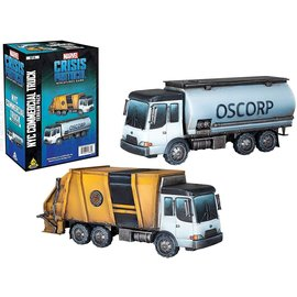 Fantasy Flight Marvel: Crisis Protocol - NYC Commercial Truck Terrain Pack