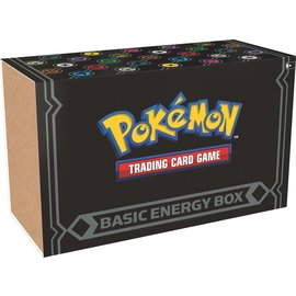 Pokemon International Pokemon Basic Energy Box