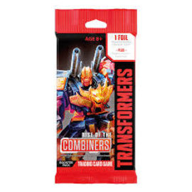Wizards of the Coast Transformers TCG - Rise of the Combiners Booster Pack