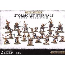 Games Workshop Age of Sigmar: Stormcast Eternals: Exorcism Soulstrike