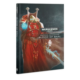 Games Workshop Warhammer 40k: Psychic Awakening - Blood of Baal