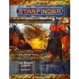 Paizo Starfinder RPG: Adventure Path - Dead Suns prt 4 - The Ruined Clouds