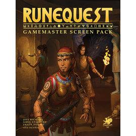 Chaosium Runequest RPG: Gamemaster Pack