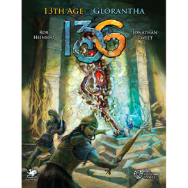 Chaosium 13th Age RPG: Glorantha