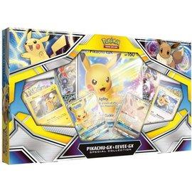 Pokemon International Pokemon: Pikachu-GX & Eevee-GX Special Collection