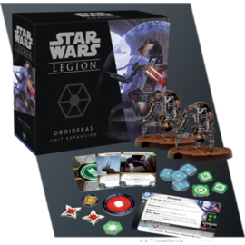Fantasy Flight Star Wars Legion - Separatist - Droidekas Unit Expansion