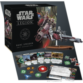 Fantasy Flight Star Wars Legion - Republic - Barc Speeder Unit Expansion