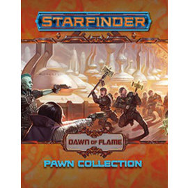 Paizo Starfinder Pawns: Dawn of Flame Collection