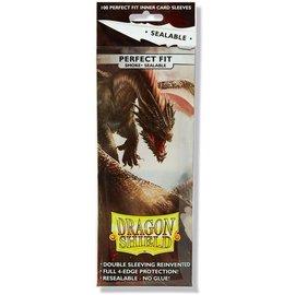 Dragon Shields Dragon Shield: Perfect Fit Sealing Smoke 100ct