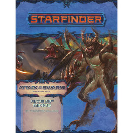 Paizo Starfinder RPG: Adventure Path - Attack of the Swarm Part 5 of 6 - Hive of Minds