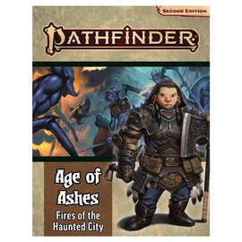 Paizo Pathfinder - Second Edition Adventure Path: Fires of the Haunted City (Age of Ashes 4 of 6)