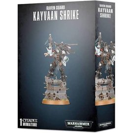 Games Workshop Warhammer 40k: Raven Guard - Kayvaan Shrike