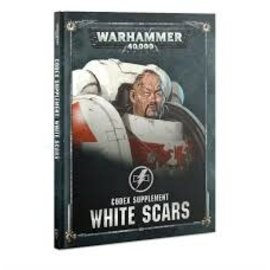 Games Workshop Warhammer 40k: Codex Supplement: White Scars