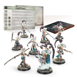 Games Workshop Warcry - Cypher Lords
