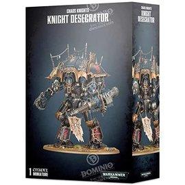 Games Workshop Warhammer 40k: Chaos Knights Knight Desecrator/Rampager
