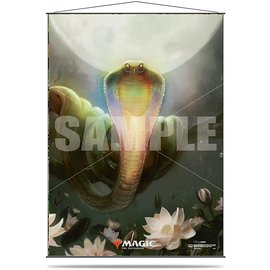 Wizards of the Coast MTG Wall Scroll - Lotus Cobra