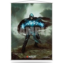 Wizards of the Coast MTG Wall Scroll - Jace the Mind Sculpter
