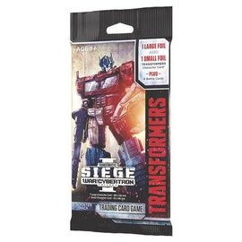 Wizards of the Coast Transformers TCG - War for Cybertron - Seige I Booster Pack